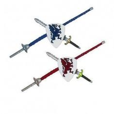 Epées et boucliers : Set de 10 pièces