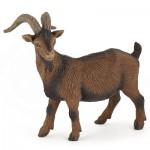 Figurine Bouc marron