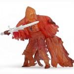 Figurine Cavalier de feu