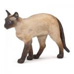 Figurine chat : Siamois
