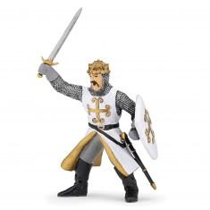 Figurine chevalier cotte de maille