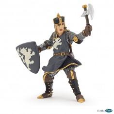 Figurine Chevalier Noir à la hache