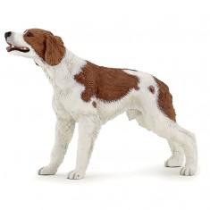 Figurine chien : Epagneul breton