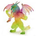 Figurine dragon Arc-en-ciel