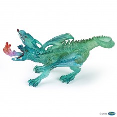 Figurine Dragon Emeraude