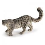 Figurine léopard des neiges