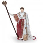 Figurine Napoléon 1er au Sacre