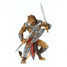 Figurine Homme Lion