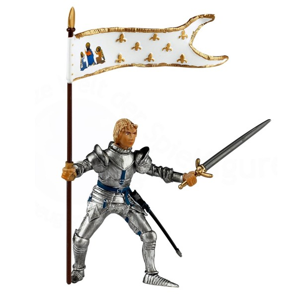Figurine Jeanne d'Arc - Papo-39721