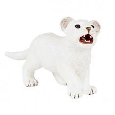 Figurine Lion blanc : Bébé