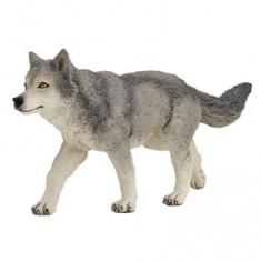 Figurine Louve grise