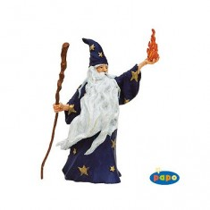 Figurine Merlin l'enchanteur