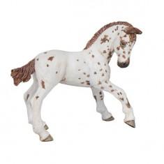 Figurine Cheval Apaloosa : Poulain