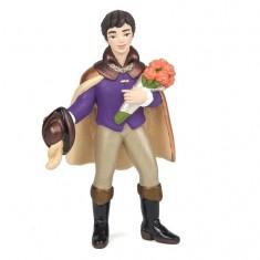 Figurine Prince au bouquet