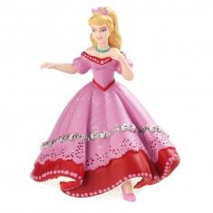 Figurine Princesse Rose au bal