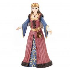 Figurine Reine médiévale