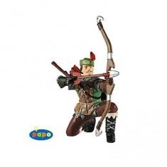 Figurine Robin des bois à genoux
