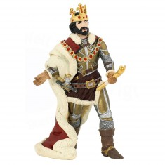 Figurine Roi décoré