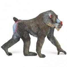 Figurine Singe : Mandrill
