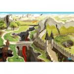Tapis de jeu médiéval