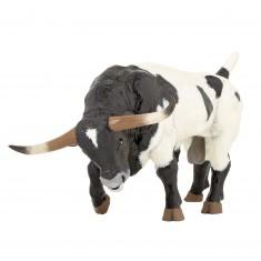 Figurine taureau Texan