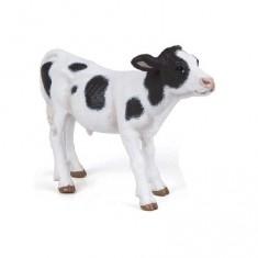 Figurine vache Pie : Veau