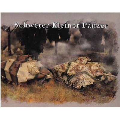 Maquette Char: Schwerer Kleiner Panzer - Pegasus-PEG7605