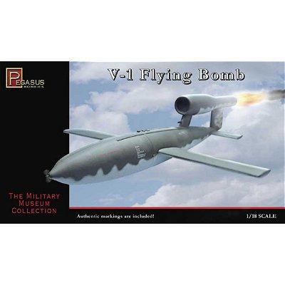 Maquette fusée: Bombe volante V-1 - Pegasus-PEG8803