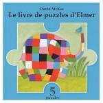 Livre de Puzzles d'Elmer