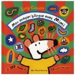 Livre Mon imagier bilingue avec Mimi