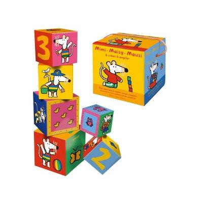 Cubes gigognes mimi la souris jeux et jouets petit jour paris avenue des jeux - Jeux de mimi la souris ...