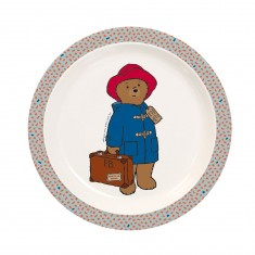Assiette plate 21.5 cm : Ours Paddington