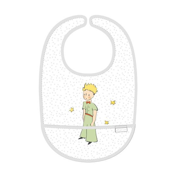 Bavoir étoile petit Prince - PetitJour-PP617BH