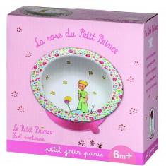 Bol ventouse La rose du Petit prince