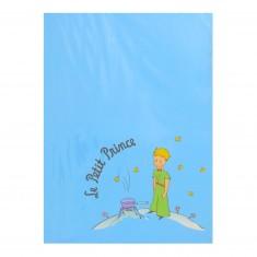 Carnet Le Petit Prince : Bleu clair petit modèle