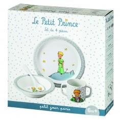 Coffret repas 4 pièces : Le petit prince