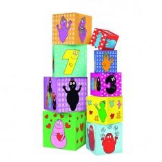 Cubes gigognes Barbapapa