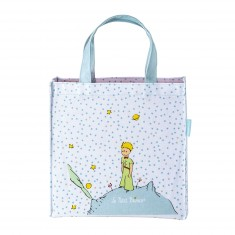 Petit sac bleu étoilé : Le Petit prince