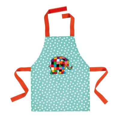 Tablier simple elmer jeux et jouets petit jour paris for Tablier de cuisine star wars