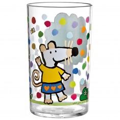 Verre acrylique Mimi la souris