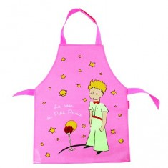 Tablier le Petit Prince : Rose