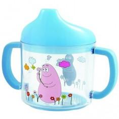 Tasse pour tout-petits - Barbapapa : Bleu