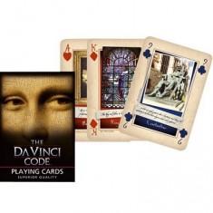 Jeu de 54 cartes Da Vinci Code
