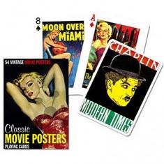 Jeu de 54 cartes Posters de films