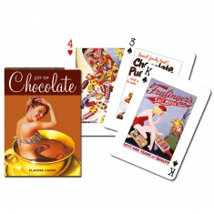 Jeu de cartes : Chocolat
