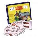 Jeu de cartes Le concert des animaux