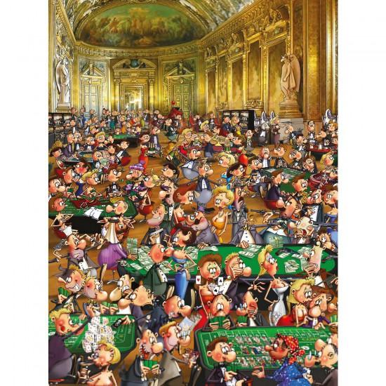 Puzzle 1000 pièces - Ruyer : Casino - Piatnik-5349