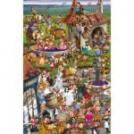 Puzzle 1000 pièces - Ruyer : Vin