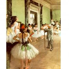 Puzzle 1000 pièces : Degas : La classe de danse