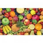Puzzle 1000 pièces : Fruits